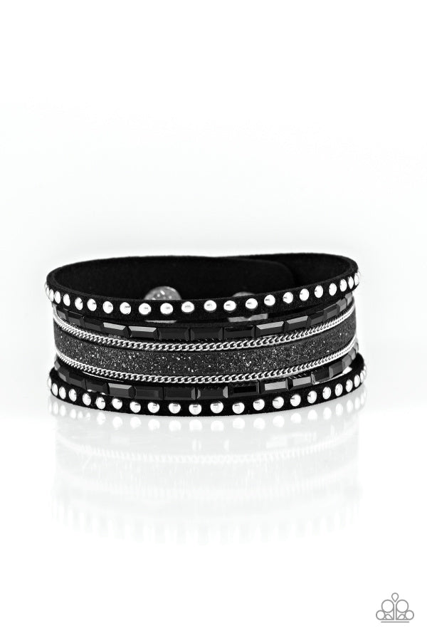 Seize The Sass-Urban Bracelet-Paparazzi-Mel's Bling Galore