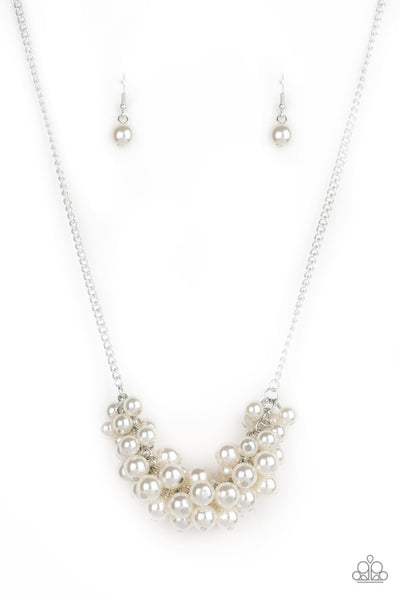Grandiose Glimmer-Women's Short Necklaces-Paparazzi-Mel's Bling Galore