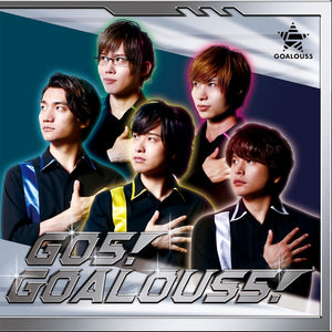 GOALOUS5 GO5! GOALOUS5! MV盤