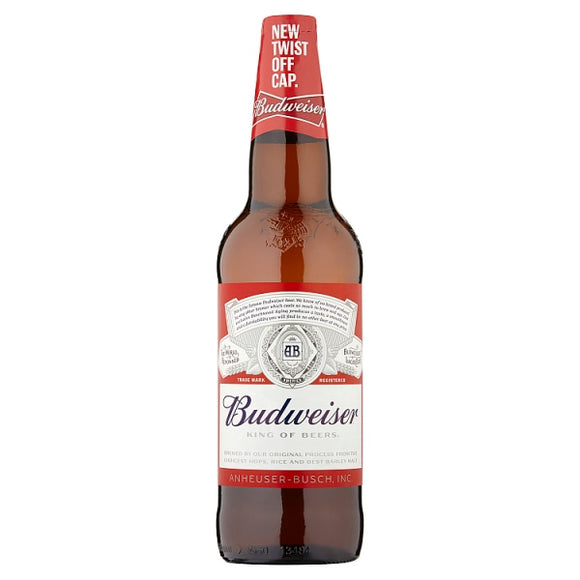 Budweiser Beer - 330ml