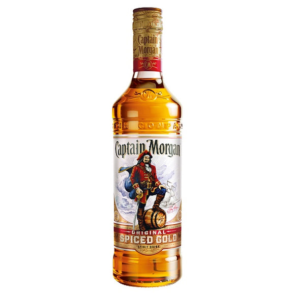 Captain Morgan Original Spiced Gold - 70cl