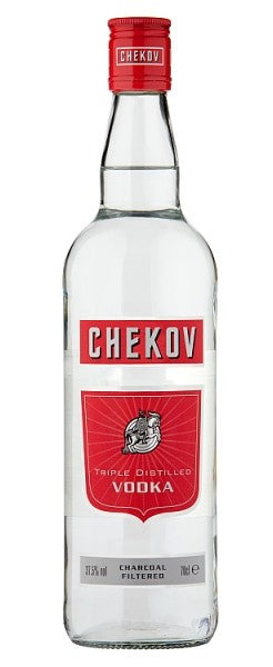 Chekov Vodka - 70cl