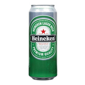Heineken Lager Beer - 440ml