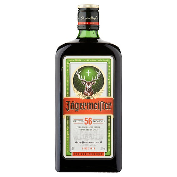 Jägermeister Herbal Liqueur - 70cl