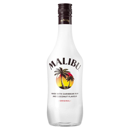 Malibu Original White Rum - 70cl