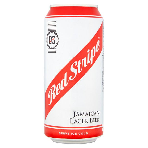 Red Stripe Jamaican Beer - 440ml