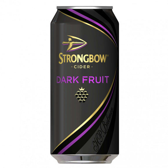 Strongbow Dark Fruit Cider - 440ml