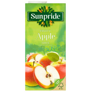 Sunpride Fruity Apple Juice from Concentrate 1 Litre
