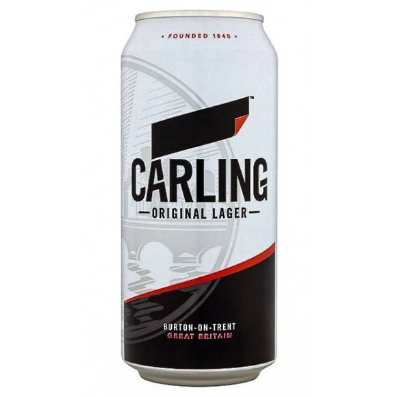 Carling Original Lager - 440ml