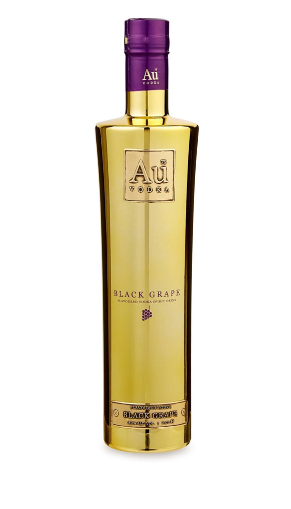 Aú Black Grape Vodka