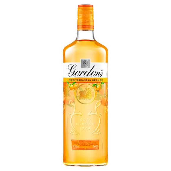 Gordon's Mediterranean Orange Distilled - 70cl