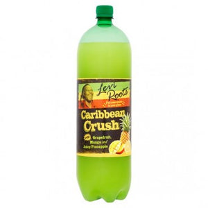 Levi Roots Caribbean Crush with Grapefruit, Mango & Juicy Pineapple 2 Litre