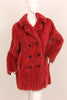 Ben Kahn Furrier Red Mink Sheared Jacket