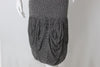 Missoni Grey Boucle Knit Tank Dress