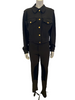 Jean Paul Gaultier Junior 1980s Olive Ribbed Riding Pant & Jacket Set