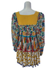 Jeff Banks Rare 1960s Vintage Floral Mini Dress