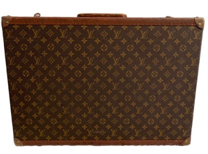 Louis Vuitton Midcentury Monogram Hardsided Suitcase 24""