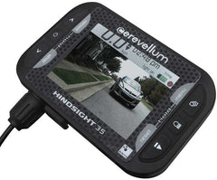 Cerevellum Hindsight 35 Digital Bicycle Rearview Mirror