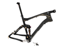 Look 920i SM Carbon Rocker/A-stem Blk/Gold/matte