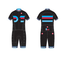 D1 World Star /// Castelli /// San Remo Suit