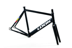 LOOK  464 SPEED AL TRACK BLK S(2014) Frameset