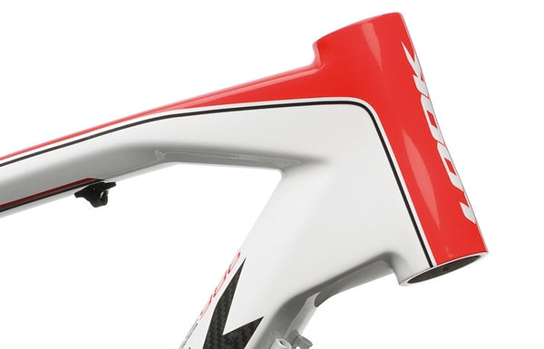 Look /// 986 RSP BLACK/WHITE/RED FRAMESET