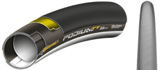"Continental /// Podium TT Road Tubular Tires /// 28""x22mm"