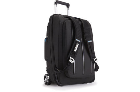 Thule /// Crossover 38L Rolling Carry-On Bag /// Black