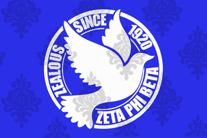 Zealous since 1920 zeta phi beta, PNG, DXF, EPS, PDF, SVG