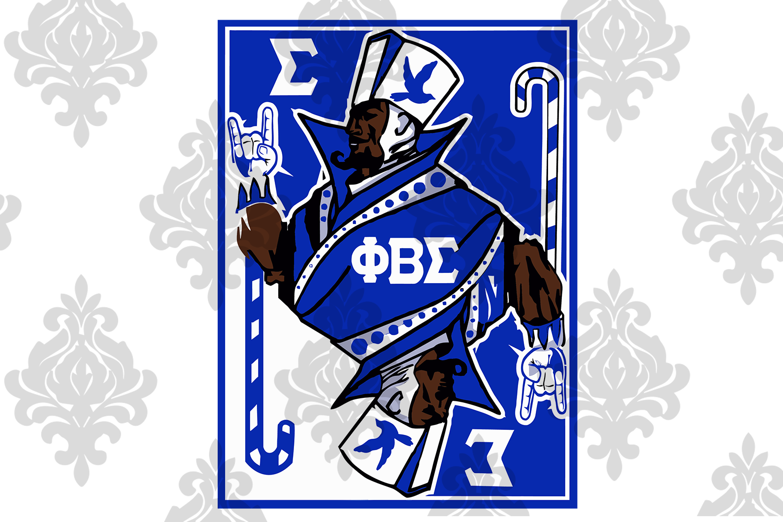 Phi beta sigma, sorority gift, PNG, DXF, EPS, PDF, SVG