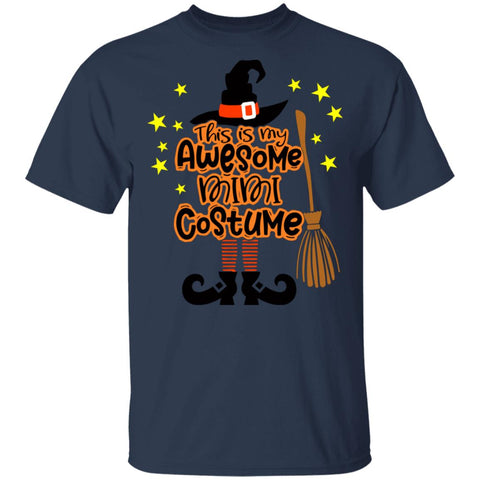 Awesome mimi costume Tshirt