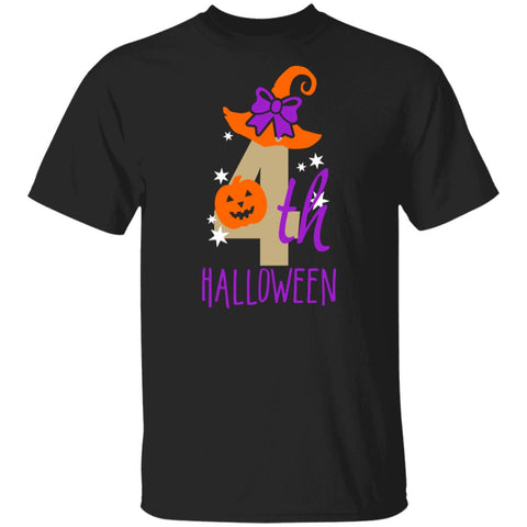4th Halloween Tshirt