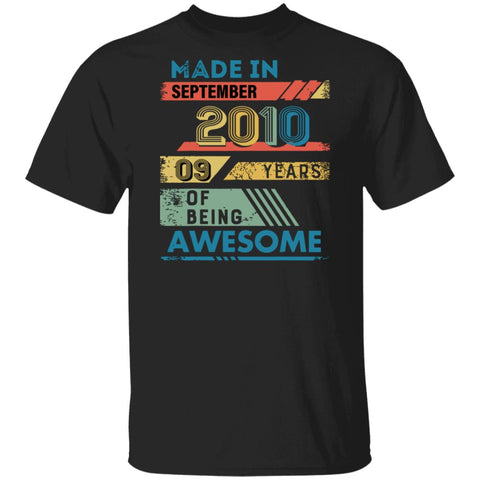 Made in September 2010 Tshirt