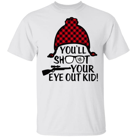 You'll shoot your eye out kid Tshirt