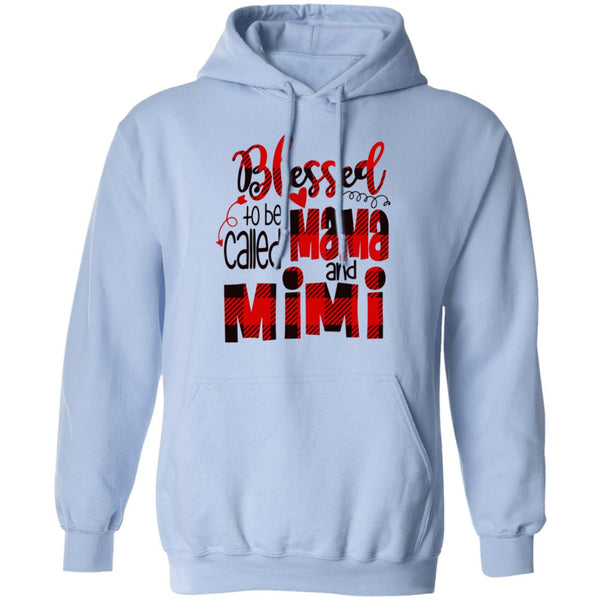 Blessed to be called mama and mimi Tshirt