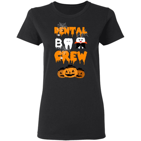 Dental boo crew Tshirt