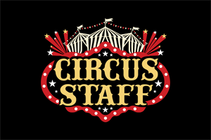 Circus staff SVG EPS PNG DXF PDF