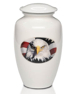 American Pride Eagle Urn - Quality Urns & Statues For Less