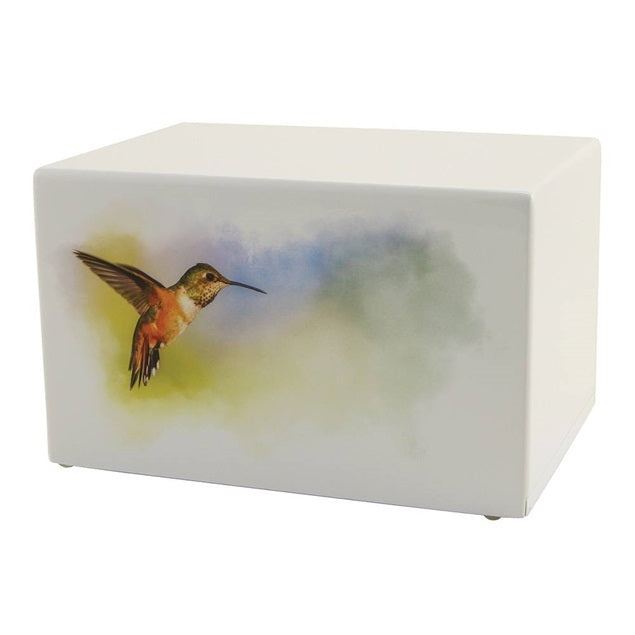 Hummingbird Dream Urn Somerset Series - Quality Urns & Statues For Less