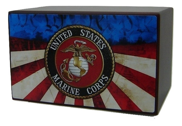 Marine Corps Urn We the People - Quality Urns & Statues For Less