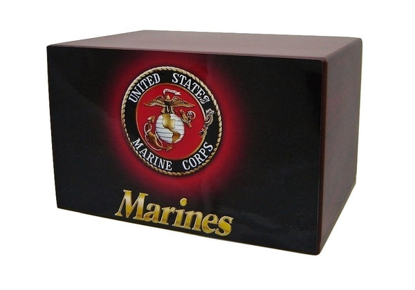 military urns