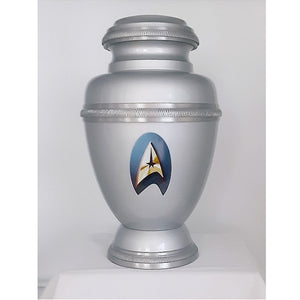 Star Trek Starfleet Insignia Urn - Quality Urns & Statues For Less