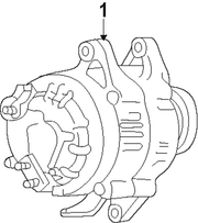 ALTERNATORS - Mopar ARM       68078950AB