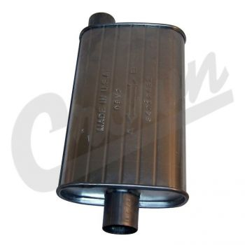 Dodge Muffler Part Number 4427757 Suits Dodge & Chrysler See Description For More Info