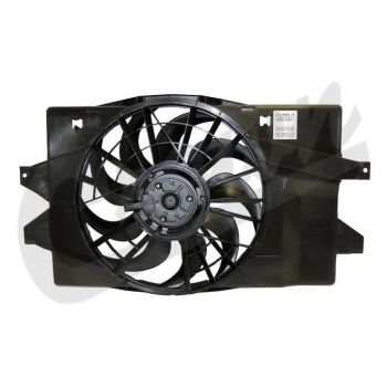 Dodge Cooling Fan Assembly Part Number 4644367 Suits Dodge & Chrysler See Description for More Info