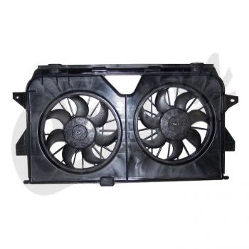 Dodge Fan Assembly Part Number 4677695AA Suits Dodge & Chrysler See Description for More Info