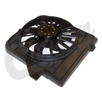 Chrysler Radiator Fan Module (Left) Part Number 4809171AF Suits Dodge & Chrysler See Description For More Info