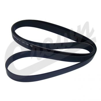 Chrysler Serpentine Belt Part Number 4864599 Suits Jeep, Dodge & Chrysler See Description For More Info