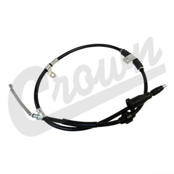 Dodge Parking Brake Cable (Right) Part Number 4877016AB Suits Jeep & Dodge See Description For More Info