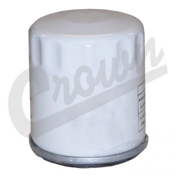 Chrysler Oil Filter (M22 Threads) Part Number 4884900AB Suits Jeep, Ram, Dodge, Chrysler & Fiat See Description For More Info